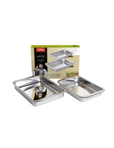 Comprar Set Fuentes Horno David De Jorge   Menaje De Cocina   Utensilios De  Cocina Profesional   Comprar Thermocan